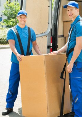 Home Moving Services London