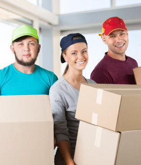 Moving Services at Removals House