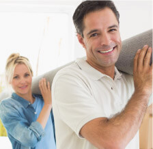 Removals to West London