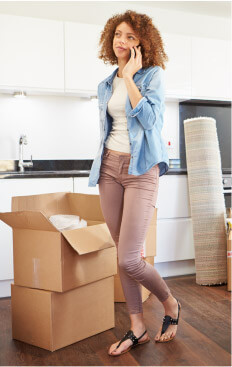 Movers in West London
