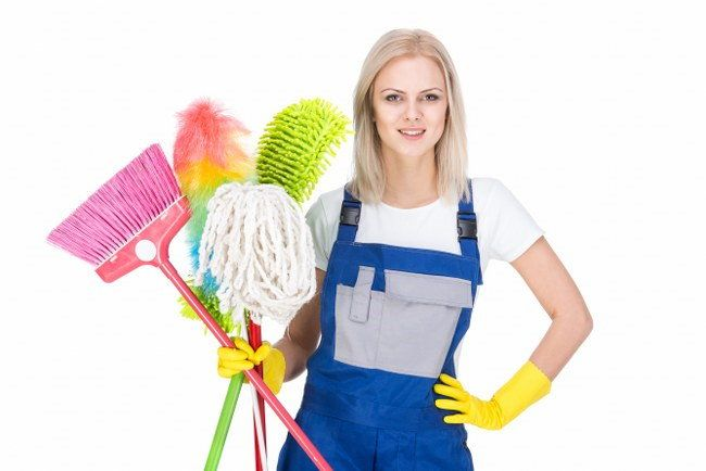 hire cleaners
