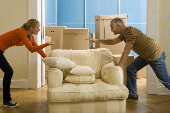 moving awkwardly shaped items