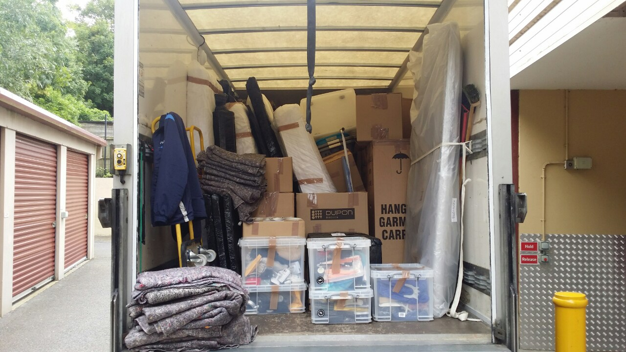 Gidea Park movers services