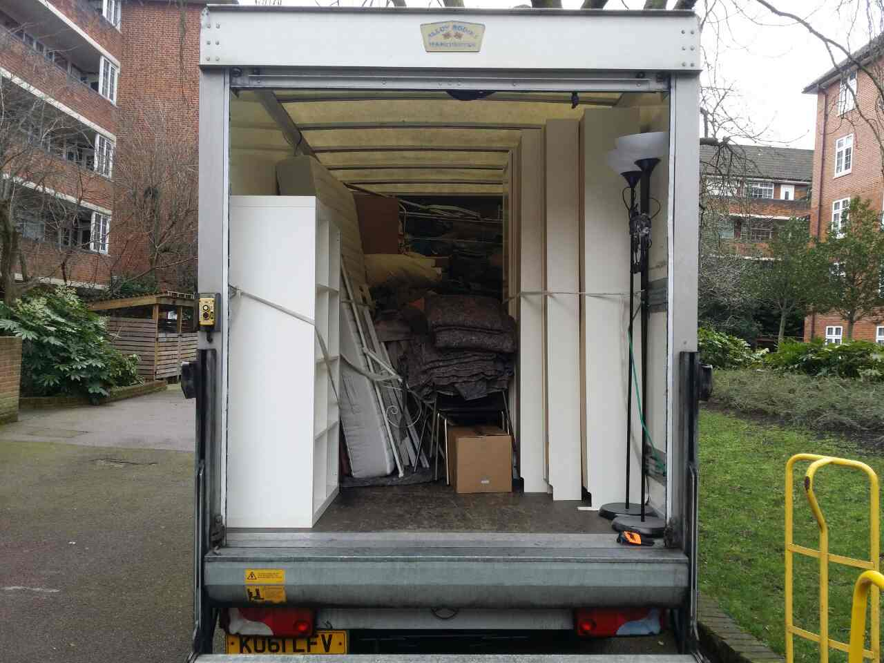 NW5 removals Kentish Town