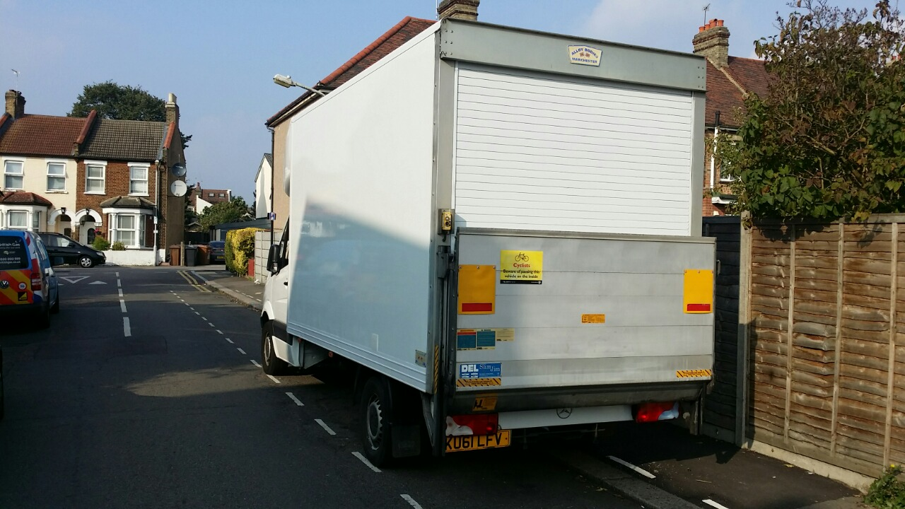 N12 removals Friern Barnet